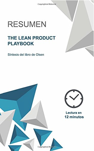 resumen lean product playbook